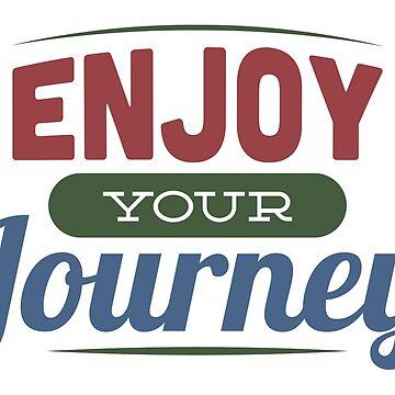 Travel - Enjoy your journey by Skullz23