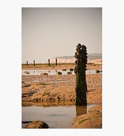 Winchelsea Beach - East Sussex Photographic Print