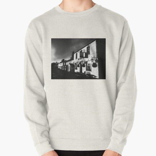 Old Ship Inn, Heybridge - Mono Pullover Sweatshirt