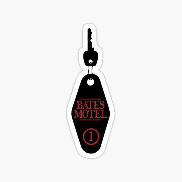 Psycho - Bates Motel Sticker