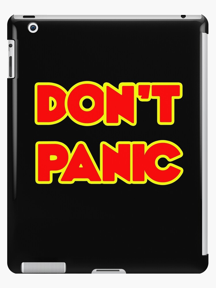 Don't Panic by BattleTheGazz