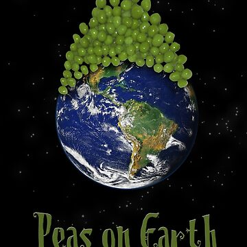 Peas on Earth ... by CathieT