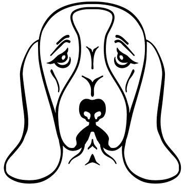 Basset hound by Designzz