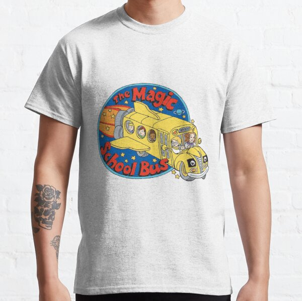 Magic School Bus Classic T-Shirt