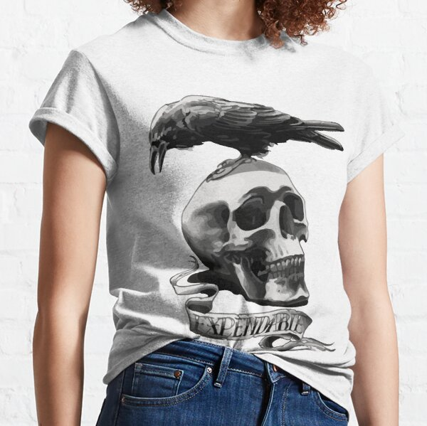 The Expendables  Classic T-Shirt
