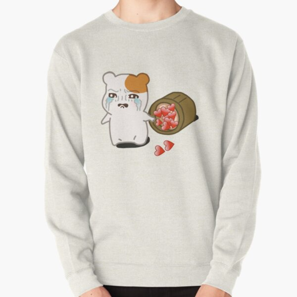 All This Love Pullover Sweatshirt