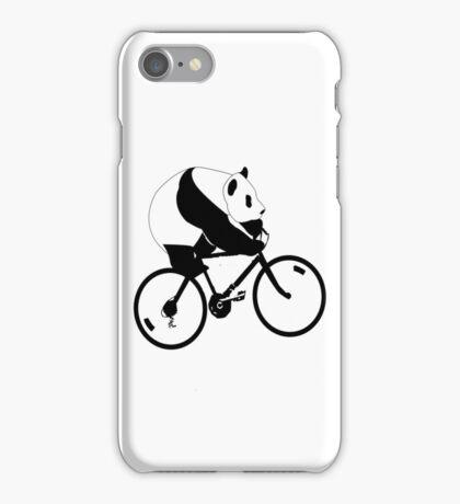 Panda Down Under 2 iPhone Case/Skin