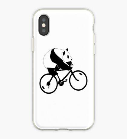 Panda Down Under 2 iPhone Case