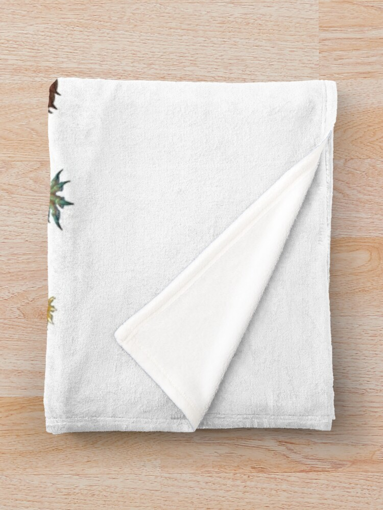 Alternate view of Wings of Fire - Dragonets of Destiny Throw Blanket