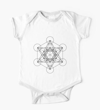 Metatron's Cube 002 Kids Clothes