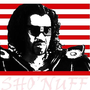 Sho Nuff  by DeadThreads
