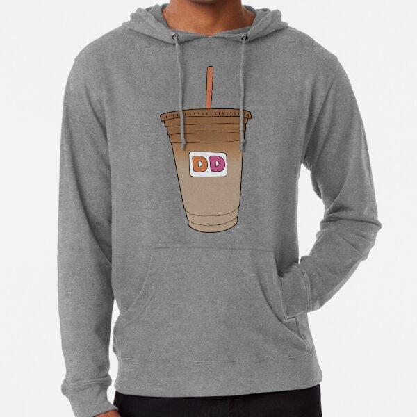 Dunkin Donuts Iced Coffee Lightweight Hoodie