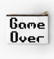 Game Over Studio Pouch