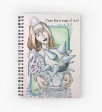 Care for a cup of Tea? Spiral Notebook