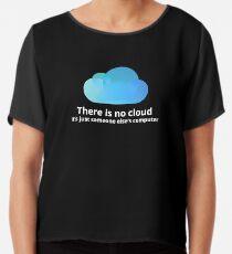 Blusa No hay nube