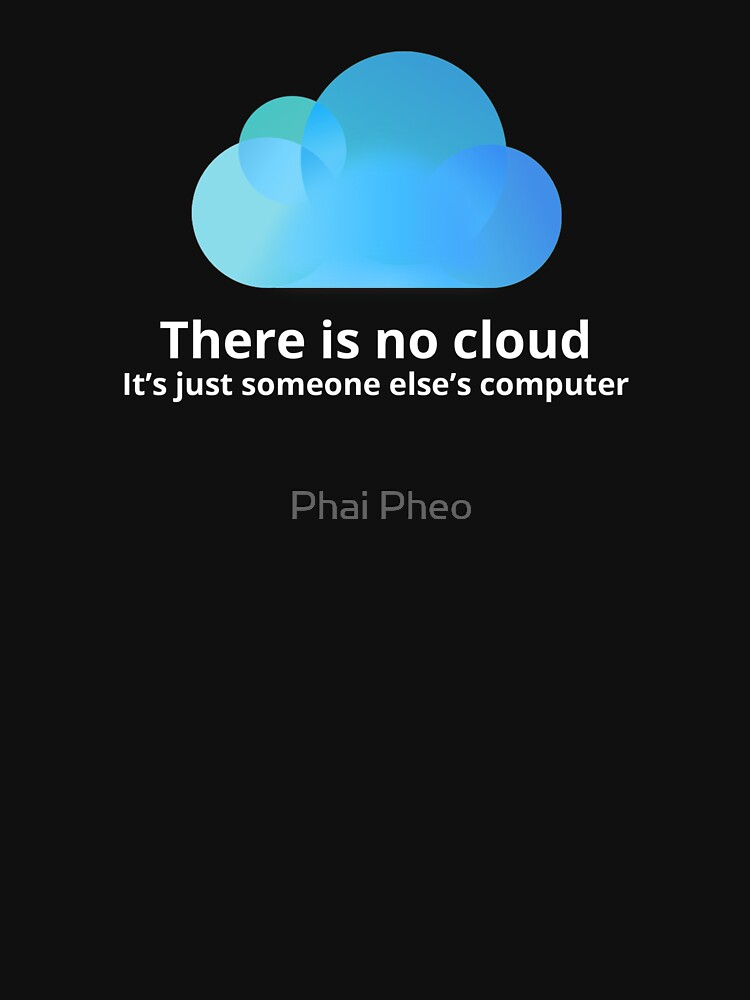 There is no cloud by filiteo
