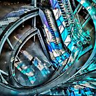 Multi-level Circles by cclaude
