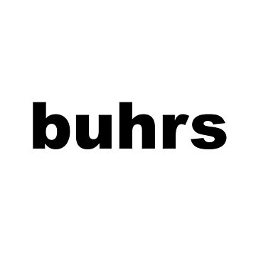 buhrs by BT4Arts