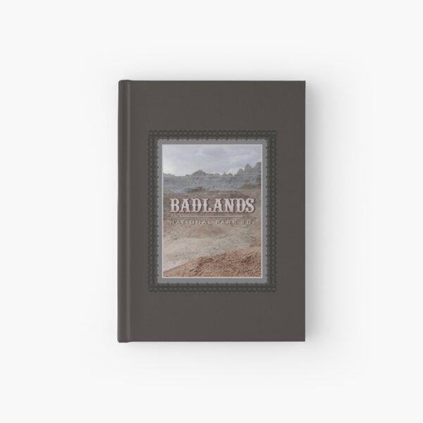 Badlands Stamp Hardcover Journal