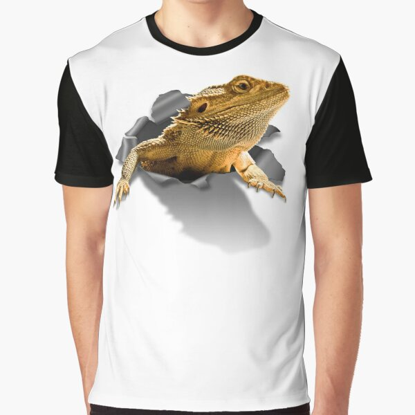 Rippen Lizard Graphic T-Shirt
