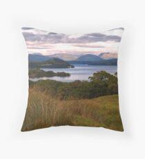 Loch Awe 2 Throw Pillow