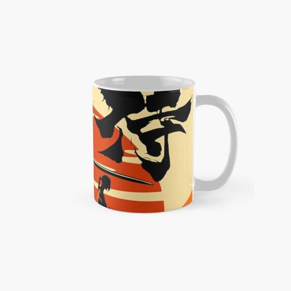 Sunset Samurai Classic Mug