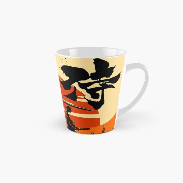 Sunset Samurai Tall Mug