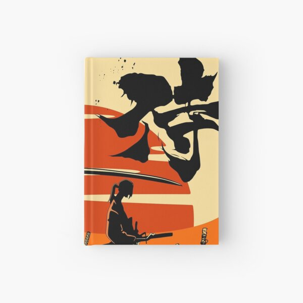 Sunset Samurai Hardcover Journal