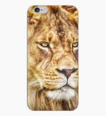 Lion-King of the Jungle, Lion iphone case, Lion Birthday Gift, Birthday Gift, Lion, Lion Throw Pillow, Lion Tote Bag, Lion Greeting Card, Gift for Her, xs, xr, xs max, iPhone Case