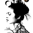 the whole of the moon by Loui  Jover