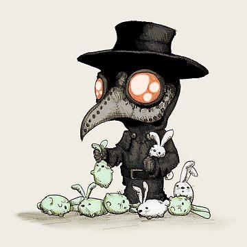 Plague Doctor Experiments by LVBART