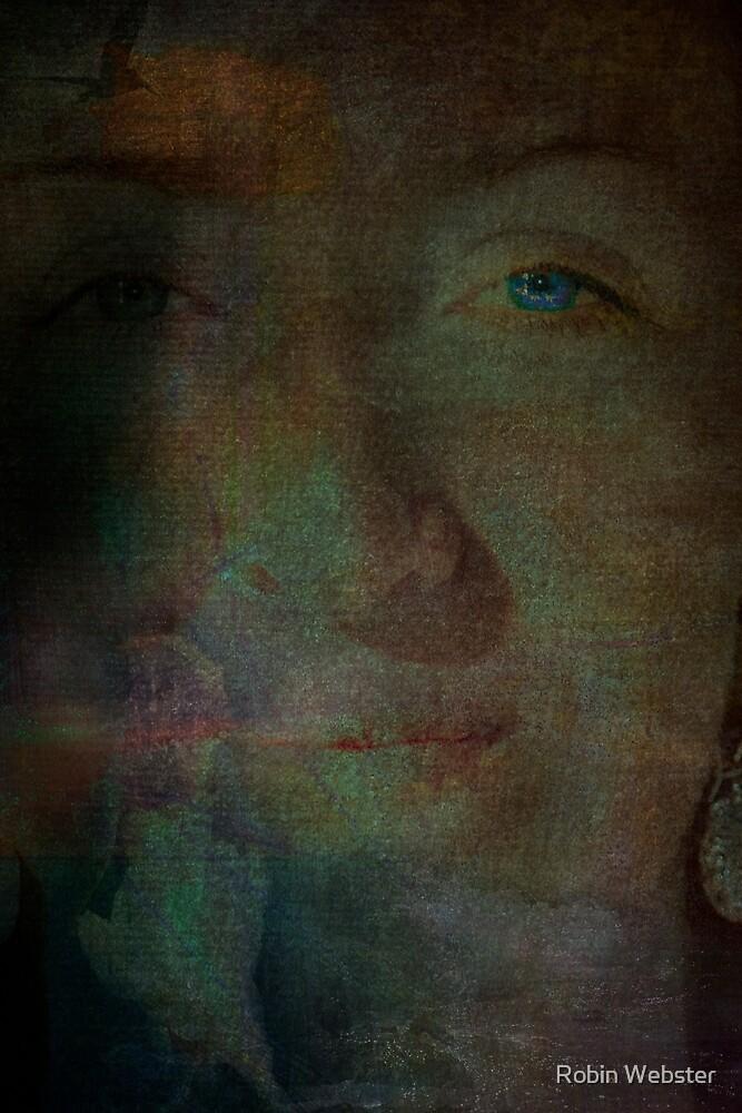 She Put On A Brave Face by Robin Webster