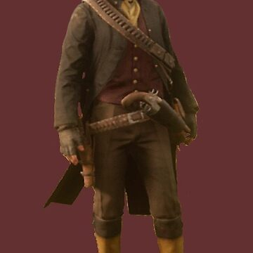 Arthur Morgan - Pirate Outfit by DILLIGAFM8