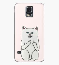 Bad Cat  Case/Skin for Samsung Galaxy
