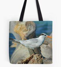 Large Beak Tote Bag