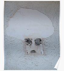 Alien inside Poster