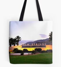 Welcome to Palm Springs Tote Bag