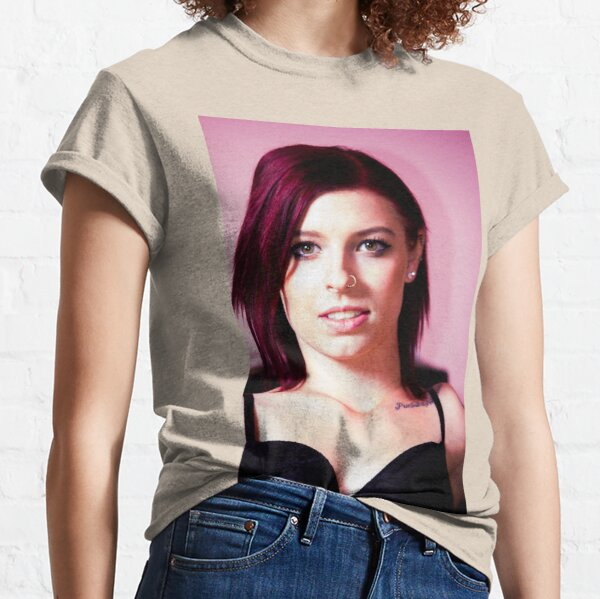 A Vision Near Pink Classic T-Shirt