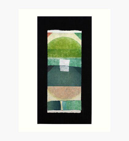 etude: homage to Arvo Part Art Print