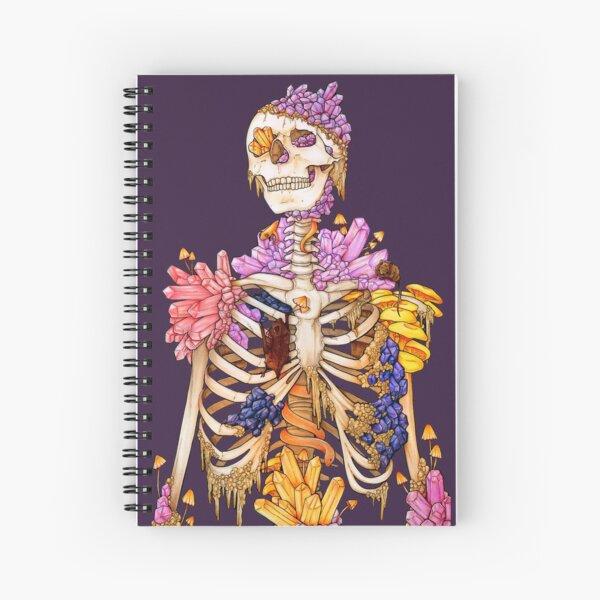 Hidden Gem Spiral Notebook