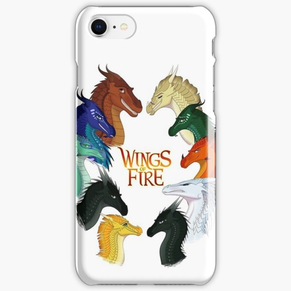 wings of fire iPhone Snap Case
