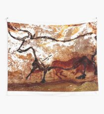 #Lascaux #Cave #Paintings #Bull LascauxCave PaintingsBull LascauxCavePaintingsBull CavePaintings CaveDrawings drawings Wall Tapestry