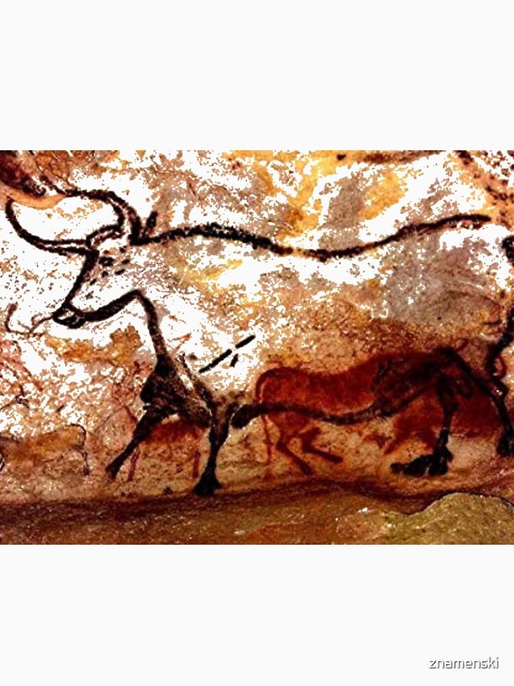 #Lascaux #Cave #Paintings #Bull LascauxCave PaintingsBull LascauxCavePaintingsBull CavePaintings CaveDrawings drawings by znamenski