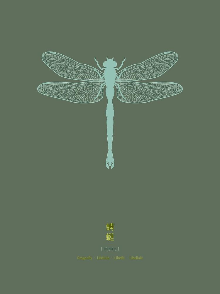 Dragonfly by Thoth-Adan