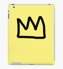 crown. iPad Case/Skin