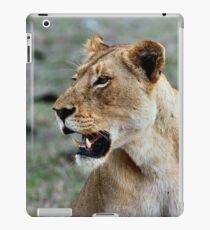 Lioness Wildlife  iPad Case/Skin