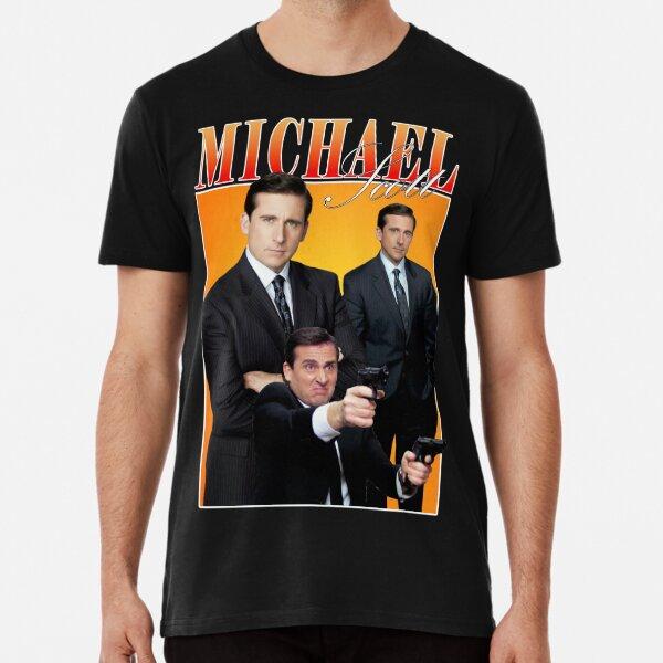 Camiseta Michael Scott Homage Camiseta premium