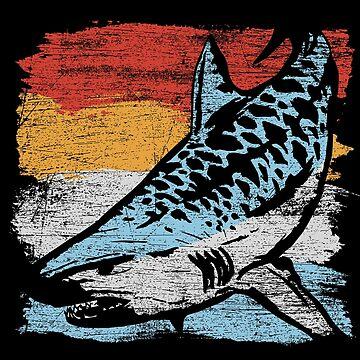Tiger shark shark by GeschenkIdee