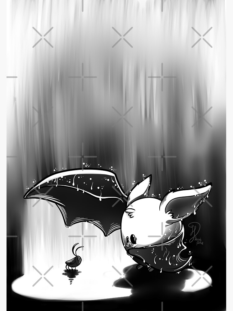 Baby bat by DigitalCloud