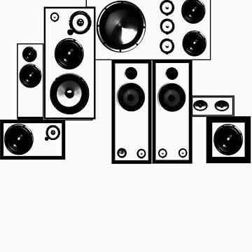 speakers by ramonson
